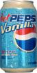 Diet Pepsi vanilla