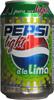 Pepsi light a la lima