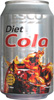 Tesco diet cola