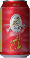 White rock vanilla cola