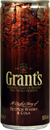 Grant's scotch whisky & cola