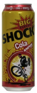 Big shock! cola energy