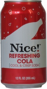 Nice! Refreshing cola