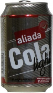 Aliada cola light