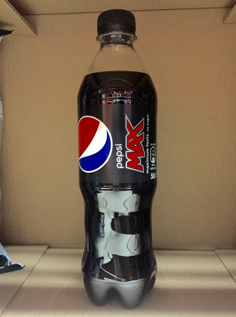 Pepsi Max 2015