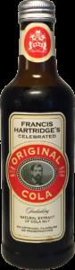 Francis Hartridge's celebrated original cola