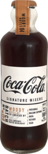 Coca-cola signature mixers woody notes